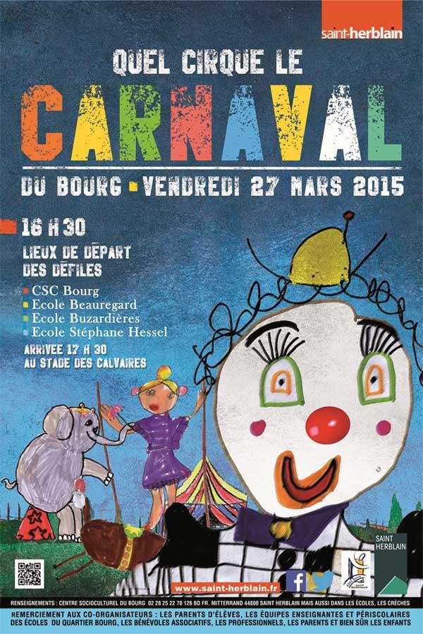 Carnaval des enfants 2015